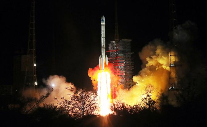Российско-китайский ГЛОНАСС опутает весь мир