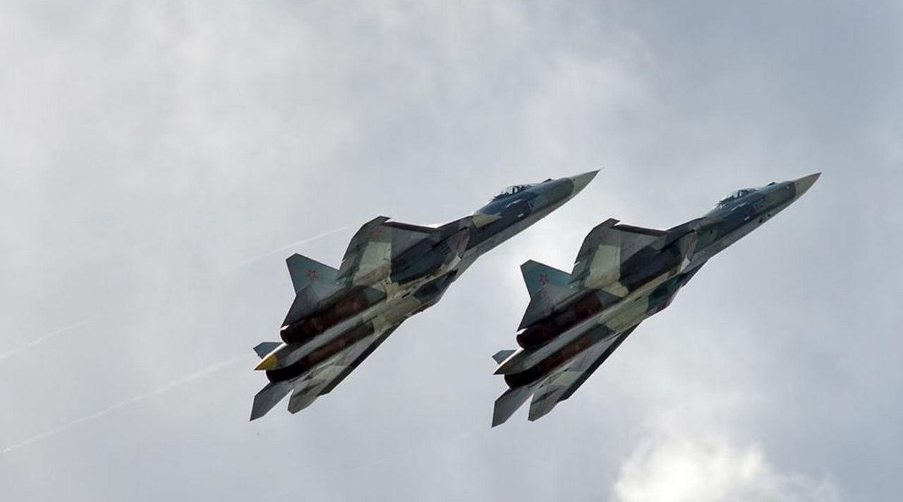 Испытание боем: зачем в Сирию направили истребители Су-57
