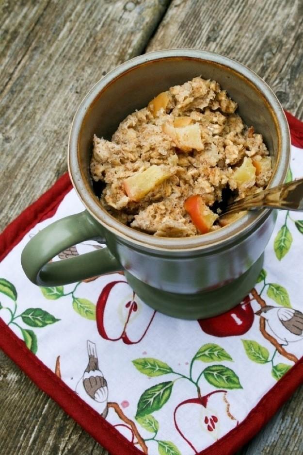 16 блюд для микроволновки