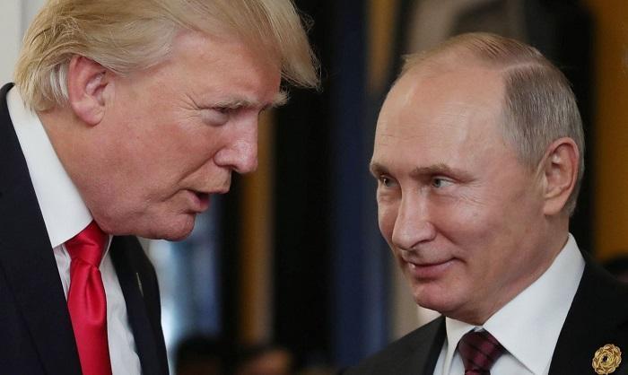 Госдепартамент: Трамп назвал Путину сроки присутствия США в Сирии