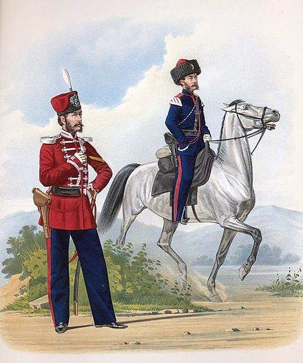 230 лет со дня основания Екатеринославского войска казачьего