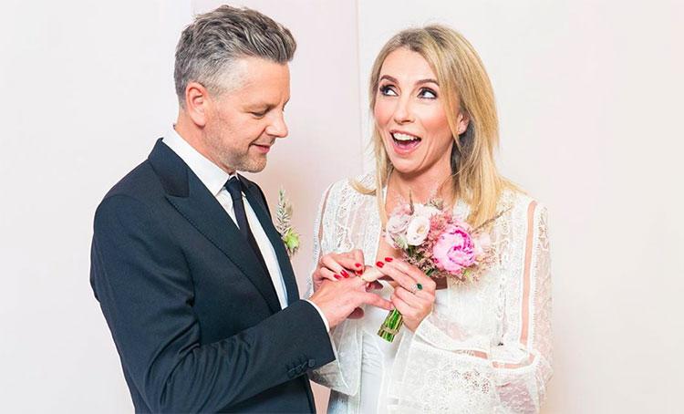 Светлана Бондарчук вышла замуж Свадьбы,Звездные свадьбы