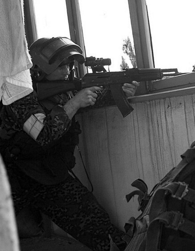 олег лоськов спецназ фото установил скрытую камеру