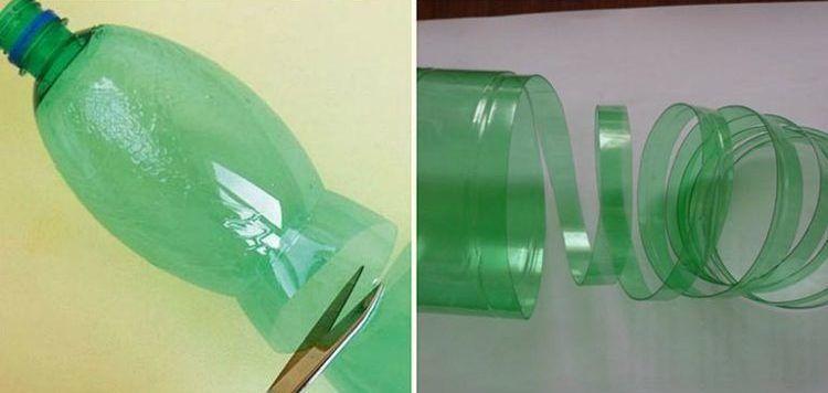 Вот, что можно сделать с пластиковой бутылки для дома и дачи