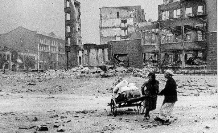 «Сталинград? Кажется, тамвасиосвободили американцы?» Великая Отечественная война,история,СССР