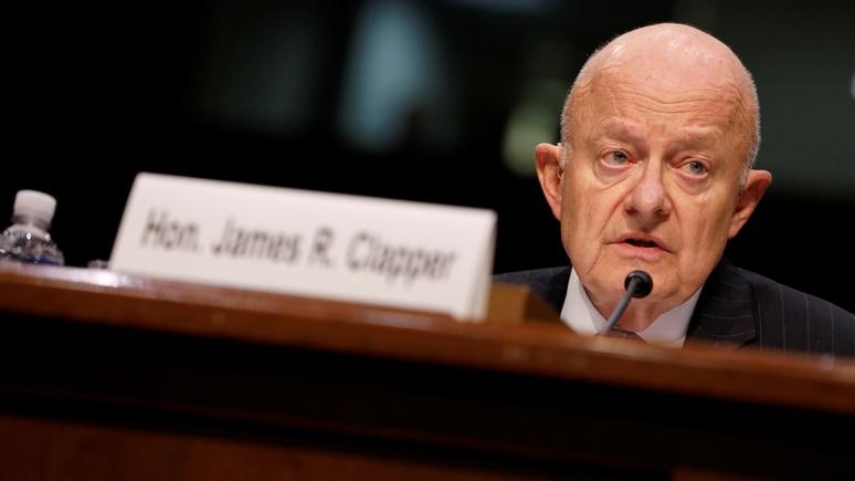 Hill: экс-глава Нацразведки США не сомневается — Россия помогла Трампу победить на выборах