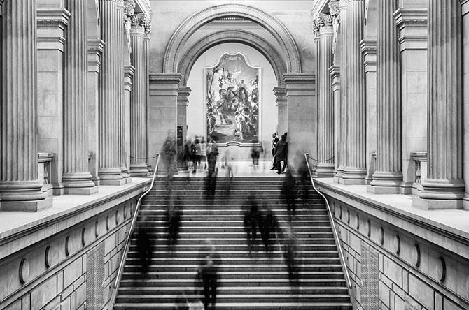 10 самых посещаемых музеев мира