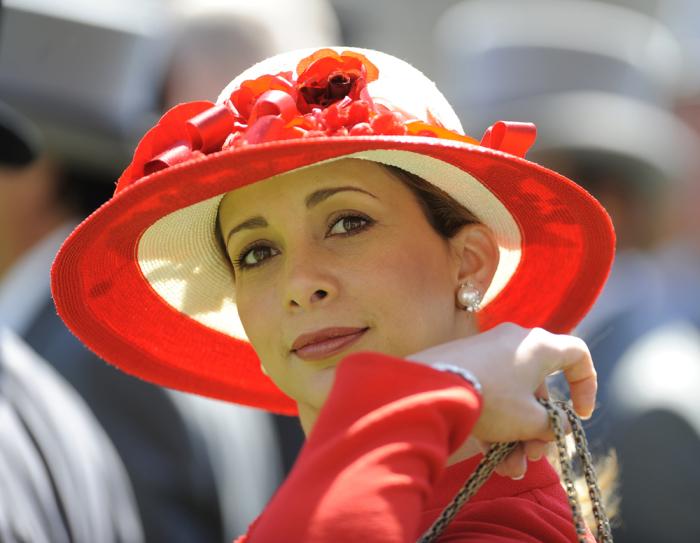 Принцесса Хайя бинт аль-Хусейн Иорданская, шейха Дубая. / Фото: www.ownerbreeder.co.uk