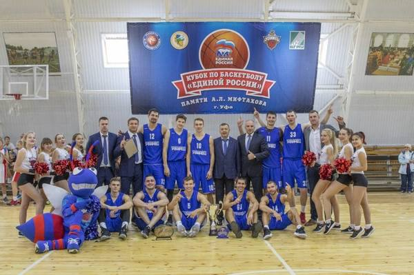 Баскетбольный клуб «Уфимец» …