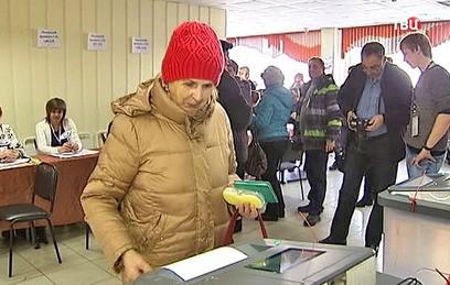 Завершилось голосование на Чукотке и Камчатке