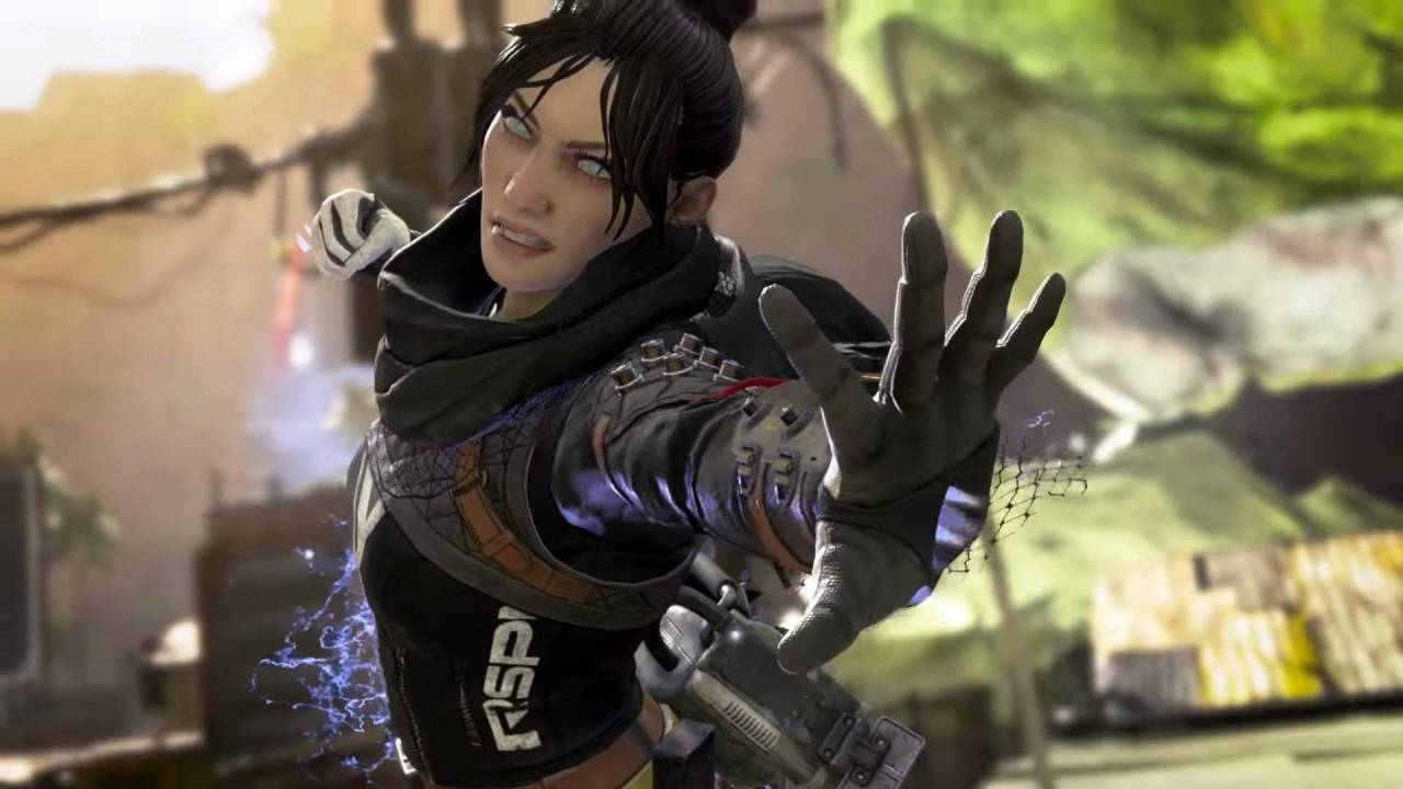 Американец решил сыграть в Apex Legends на мониторе аэропорта