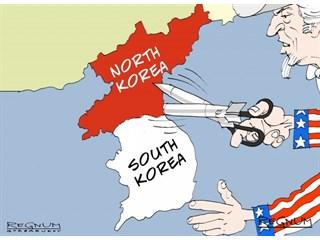 Нападут ли США на Северную Корею до марта?