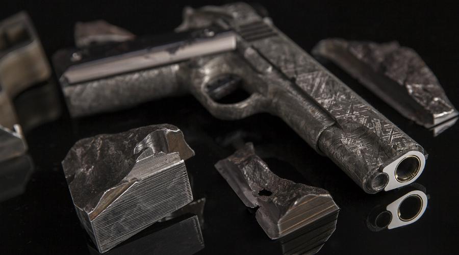 Самые дорогие огнестрелы мира
