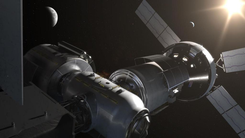 Россия готова вступить в лунную гонку с Китаем и США