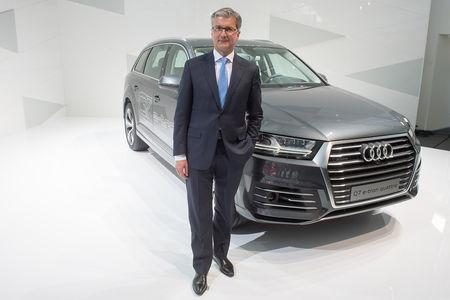 Дизельгейт аукнулся: арестован глава Audi