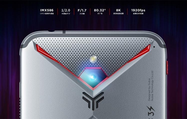 ZTE представила новый геймерский смартфон Nubia Red Magic 3S свентилятором для охлаждения   Канобу - Изображение 1