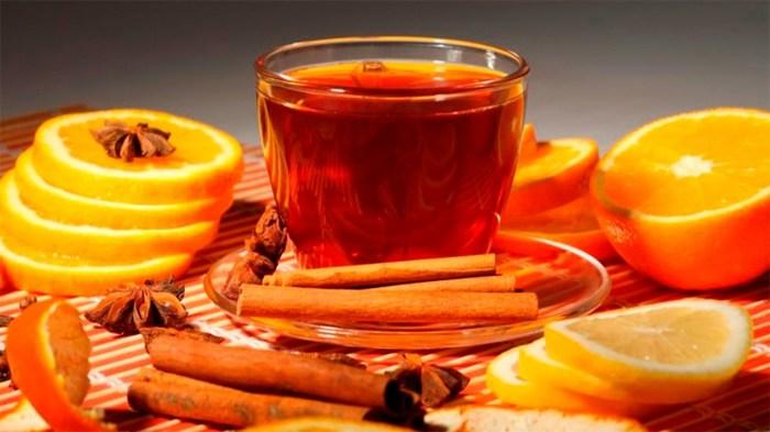 Чай с апельсином полезен при ленивом кишечнике. /Фото: i.ytimg.com