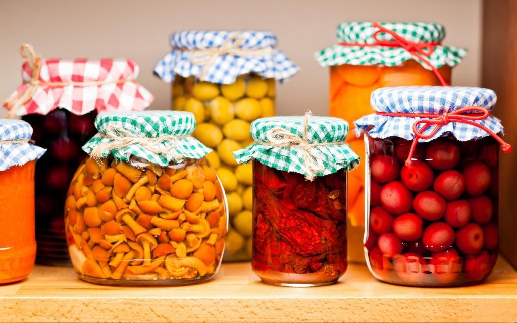Как правильно консервировать ягоды, фрукты и овощи - полезные советы  для хозяек