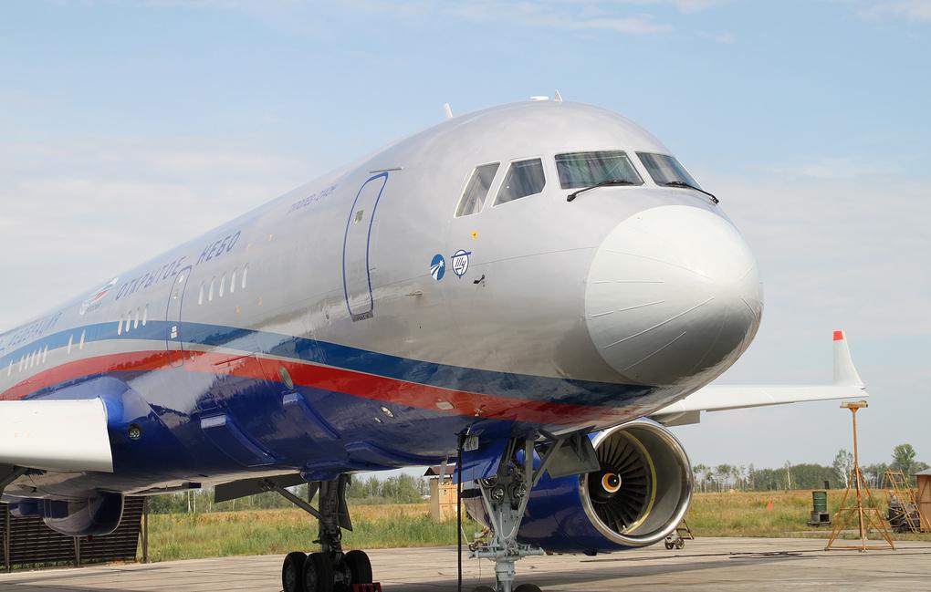 США отказались допустить самолет Ту-214 ОН к полетам по Договору по открытому небу