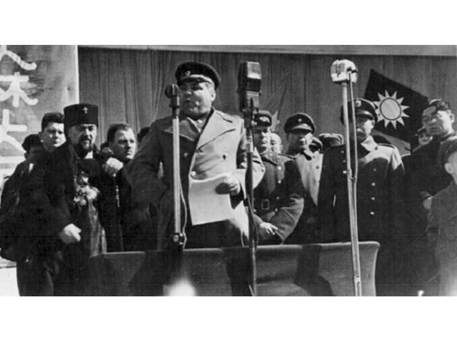 Последний парад белой армии история