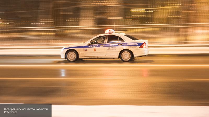 В Калининграде два автомобиля столкнулись лоб в лоб