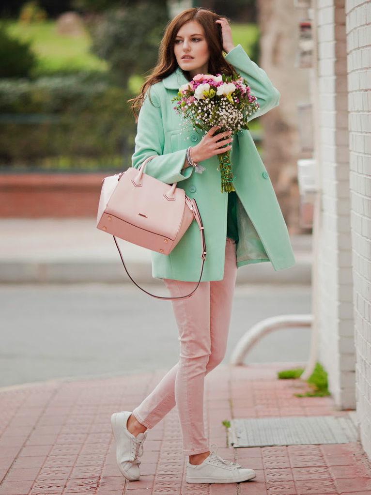 Ягодный цвет в одежде