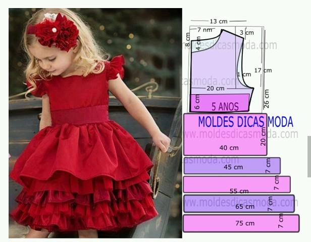 Милые платьица для девочек