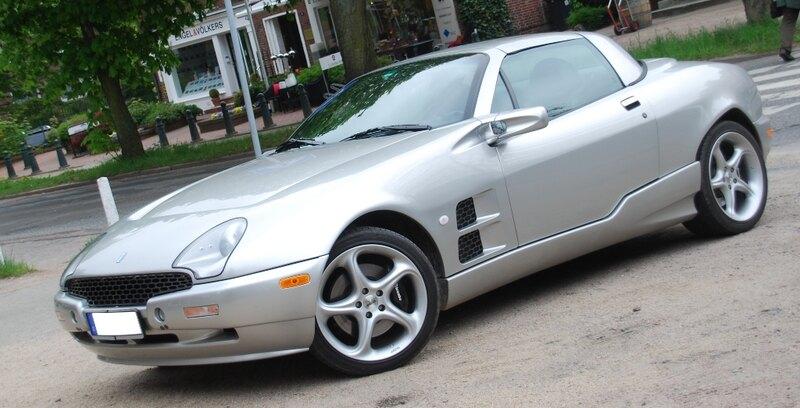 На все времена: 10 худших суперкаров современности авто,автомобиль,НОВОСТИ