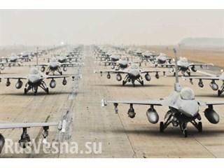 ВВС арабских монархий к глобальной войне готовы: под прицелом российские и сирийские объекты