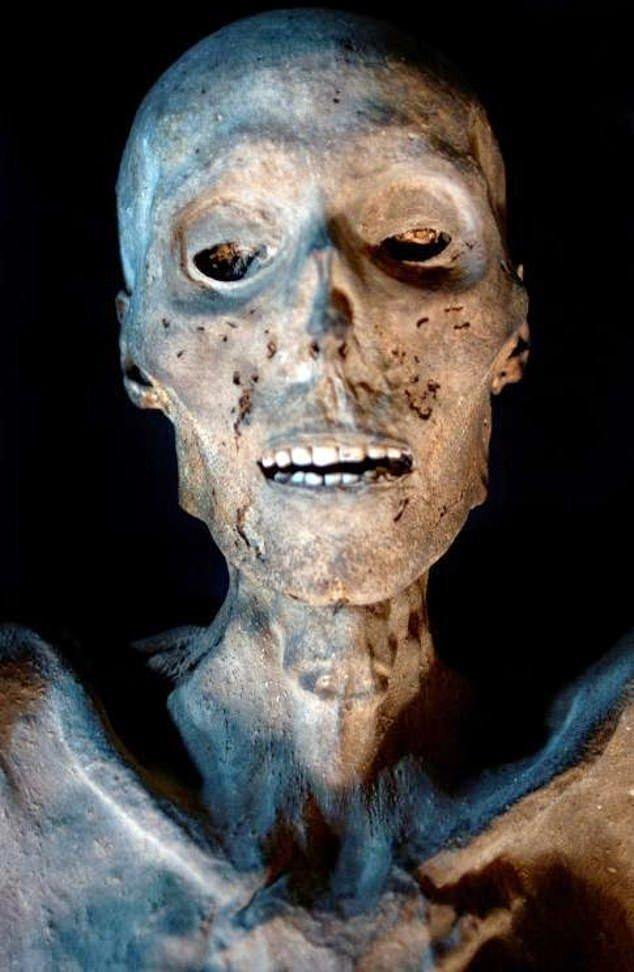 """4. Мумия """"Джимми"""" - Церковь Сент-Джеймс Гарликкит, Лондон артефакты, великобритания, мумии, путешественнику на заметку, реликвии, скелеты, старинные, церковь"""