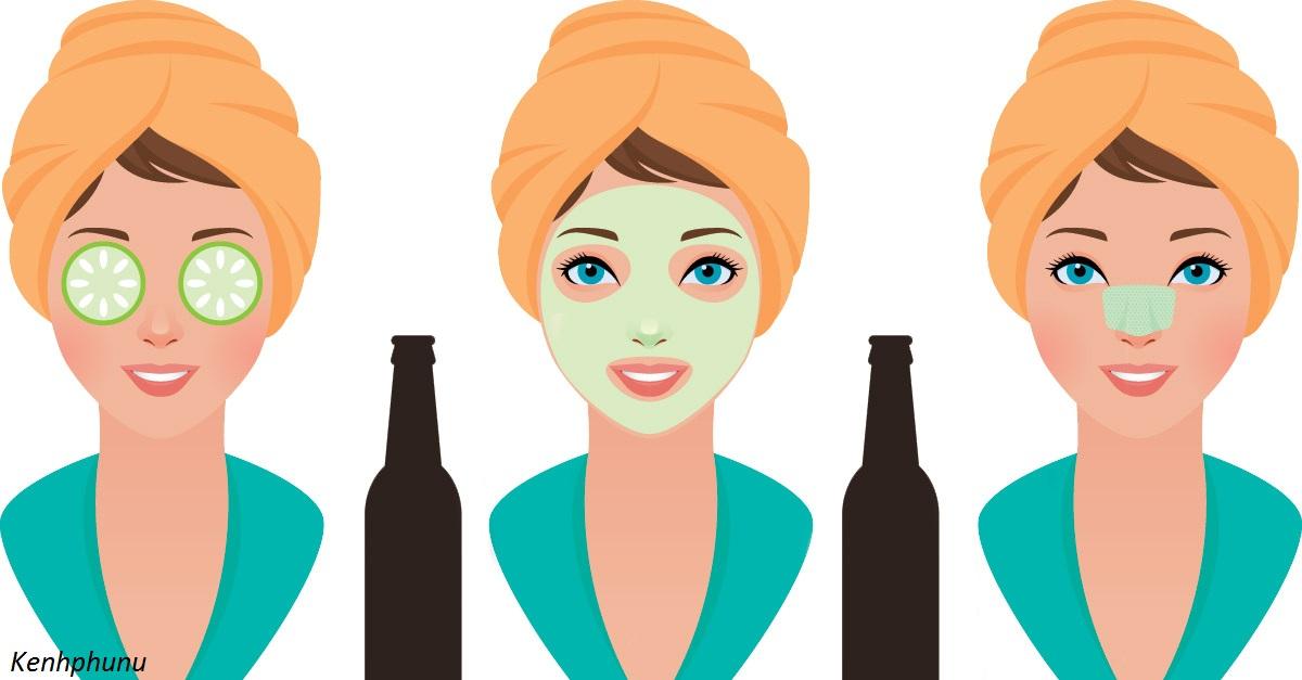 Пиво лучше кремов разглаживает морщины! Вот почему