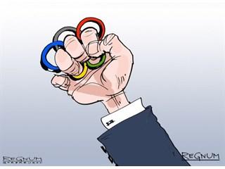 Тотальное подчинение: Лимонов об участии России в Олимпиаде