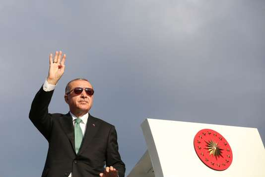 Эрдоган полагается на Путина