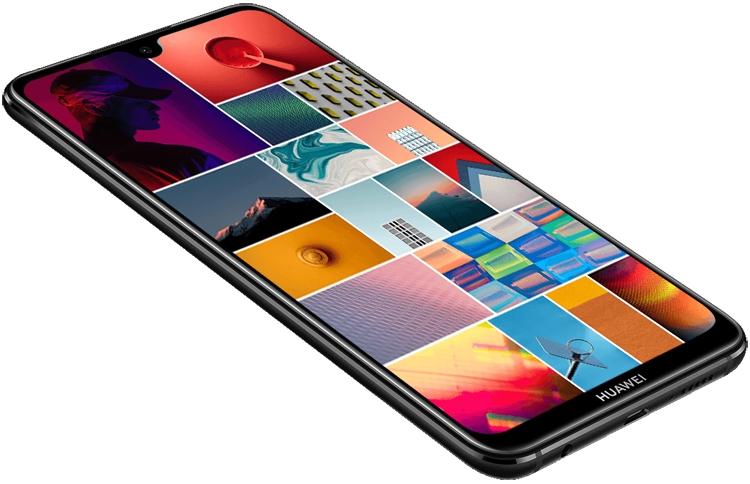 Huawei выпустит огромный смартфон Enjoy Max с кожаной отделкой