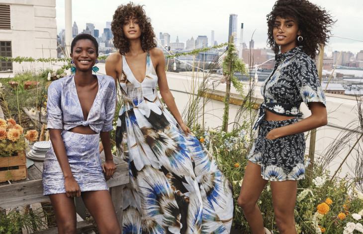 Коллекция Conscious Exclusive H&M лукбук