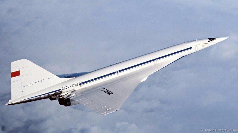 «Смертельное пике»: как падал Ту-144