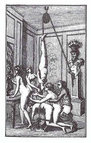 Продажная любовь: исторические деятели, которые были одержимы проститутками исторические личности,история,общество,отношения,секс