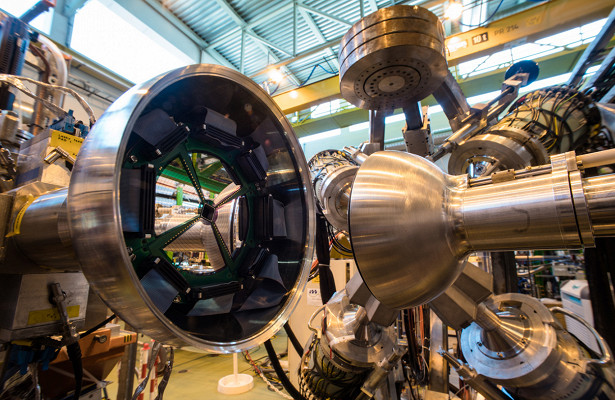 Ученые ЦЕРНа создали первую в мире ловушку антиматерии