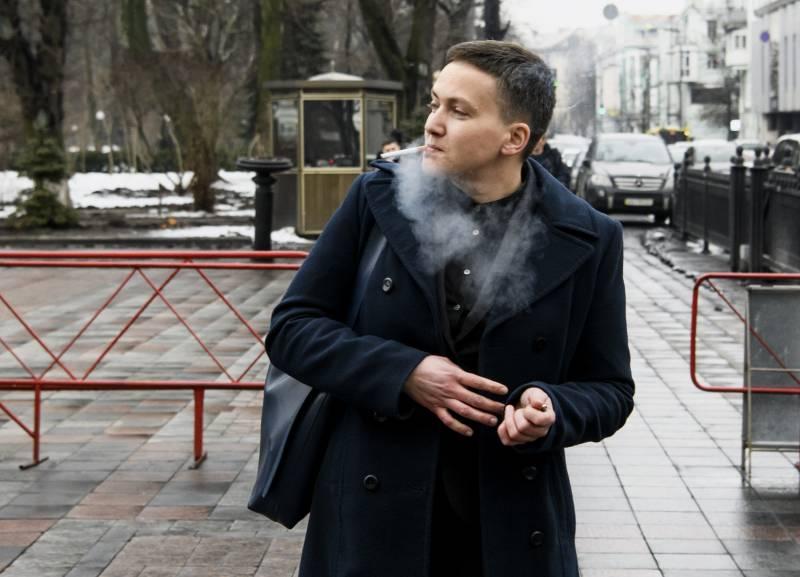 Надя Савченко. Восстание одиночки