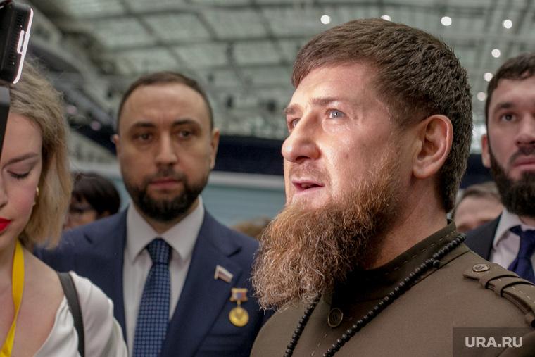 Дочь Кадырова перешла на новую должность