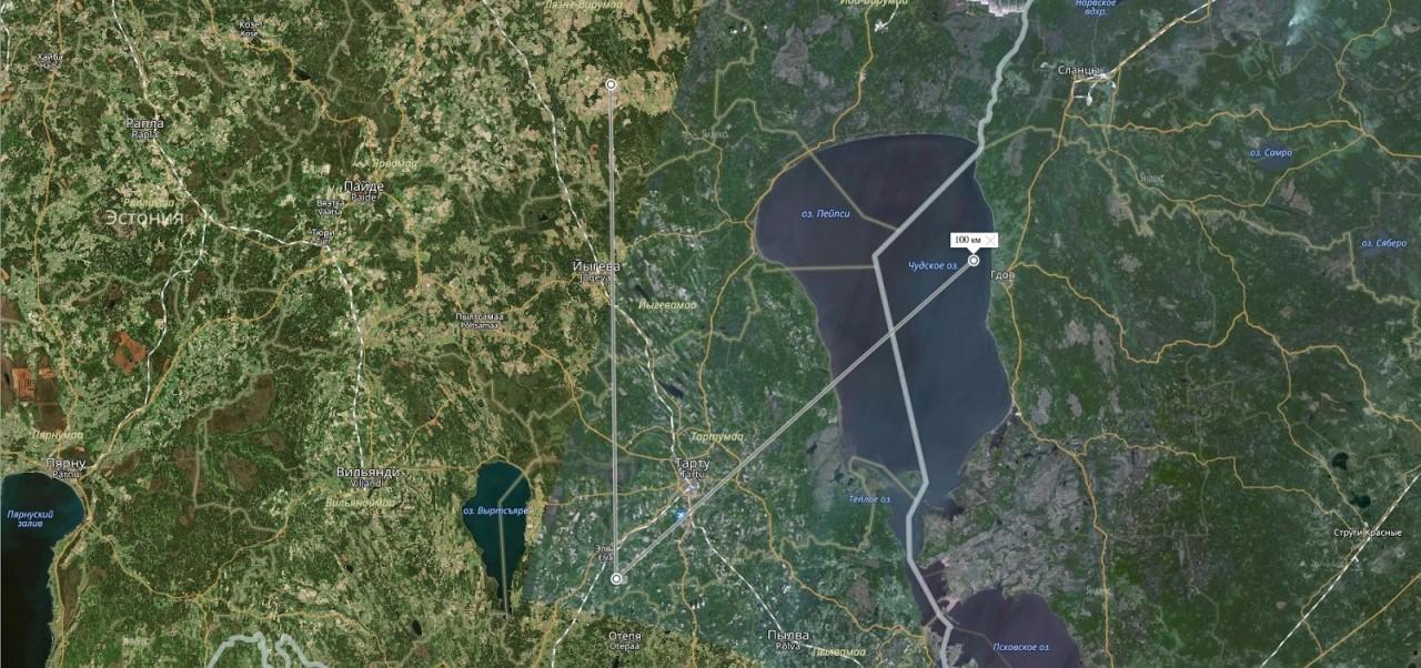 О ракете воздух-воздух, «случайно» запущенной в небе Эстонии