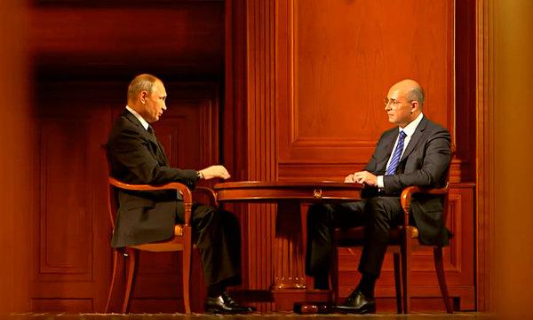 Владимир Путин впервые рассказал о захваченном самолете шедшем на Сочи за час до Олимпиады: «я отдал приказ – сбить»