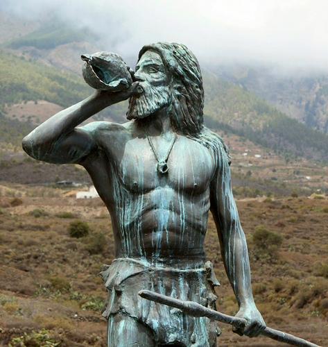 Канары – последняя обитель сосланных атлантов,  или история одного заговора