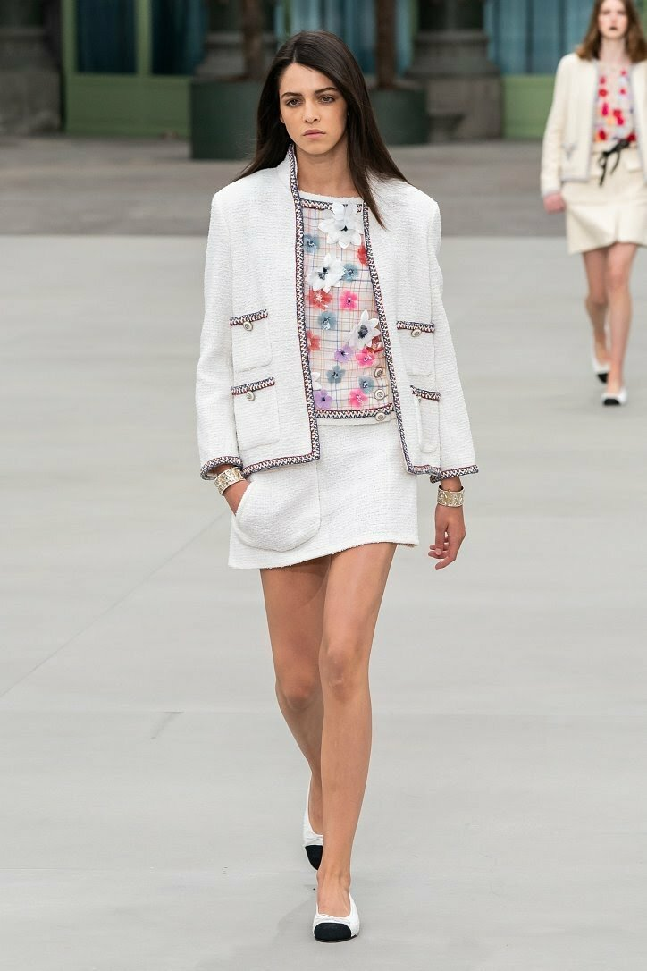 Круизная коллекция от Chanel лето 2020