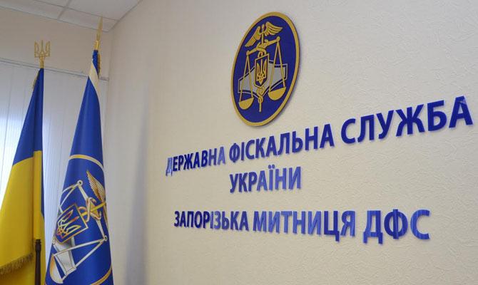 Крупный чин запорожской таможни задержан за взятку
