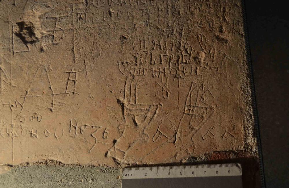 На стенах древнерусских храмов можно найти ребусы и рассказы об убийцах