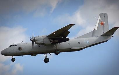 За штурвалом разбившегося в Сирии Ан-26 находился летчик 1-го класса