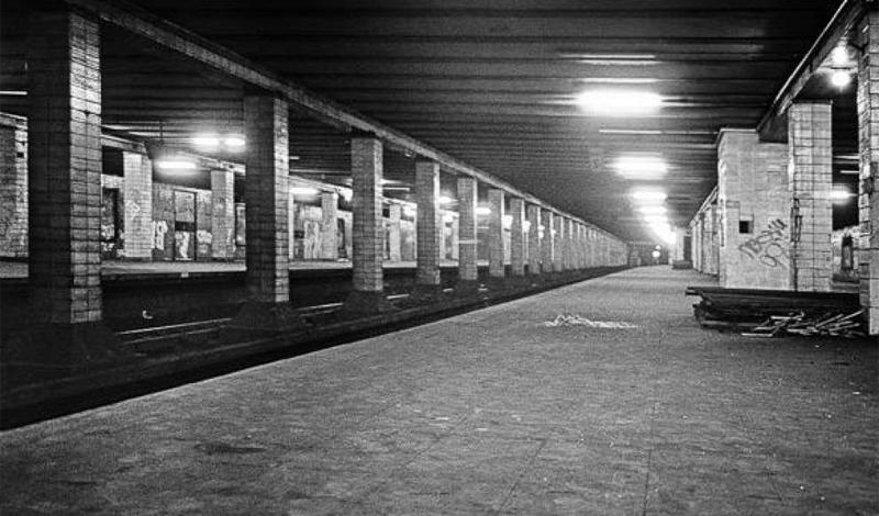 Тайные станции метрополитенов