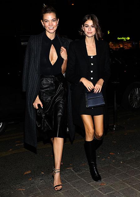 Карли Клосс и Кайя Гербер стали совладелицами журнала W Magazine Мода,Новости моды