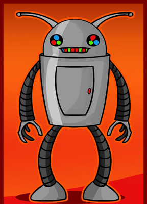 Роботы-тараканы будут чинить…